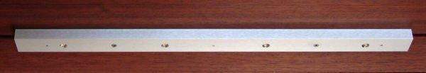 led-profiel 490mm lengte met 4 led's
