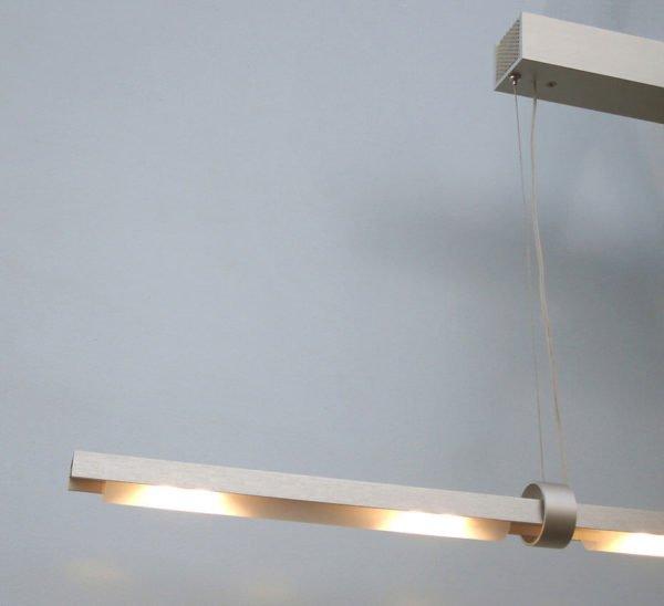 LED-profiel met kabel en plafondbevestiging opbouw