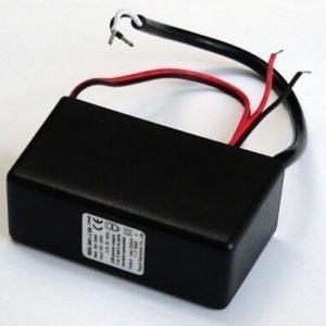 transformator 350 mA voor een tot twee led's ZNE1-2-350