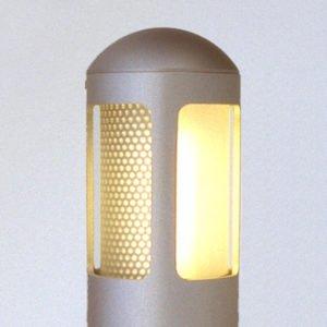 reflector geperforeerd voor tuinverlichting ingebouwd
