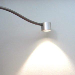 Leeslamp met flexibel en LED voor inbouwdoos LIO RESTER