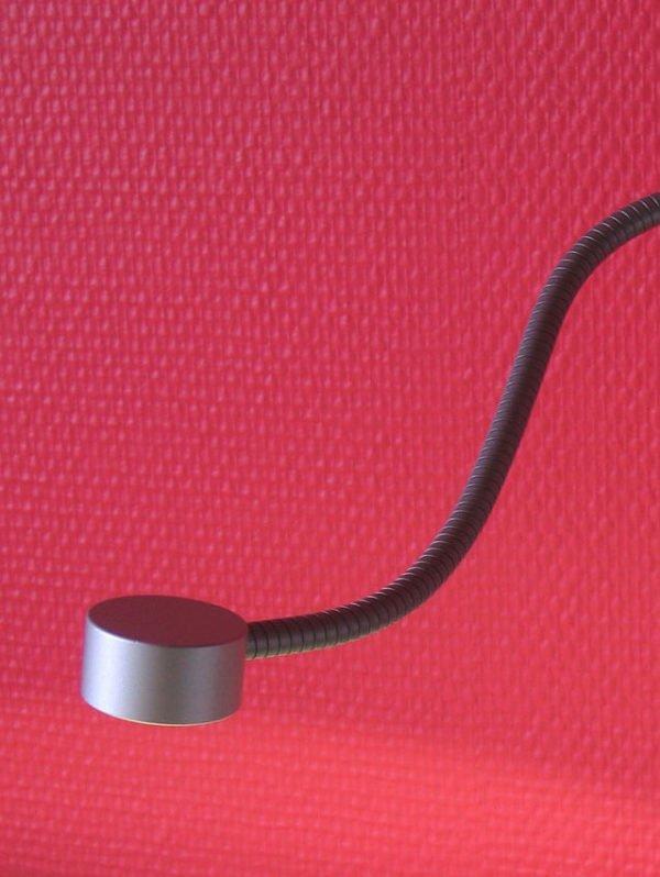 Leeslamp voor inbouwdoos met flexibel en LED