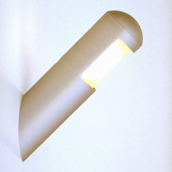 Wandlamp opbouw buiten WALL 180 graden lichtuitstraling naar beneden gericht