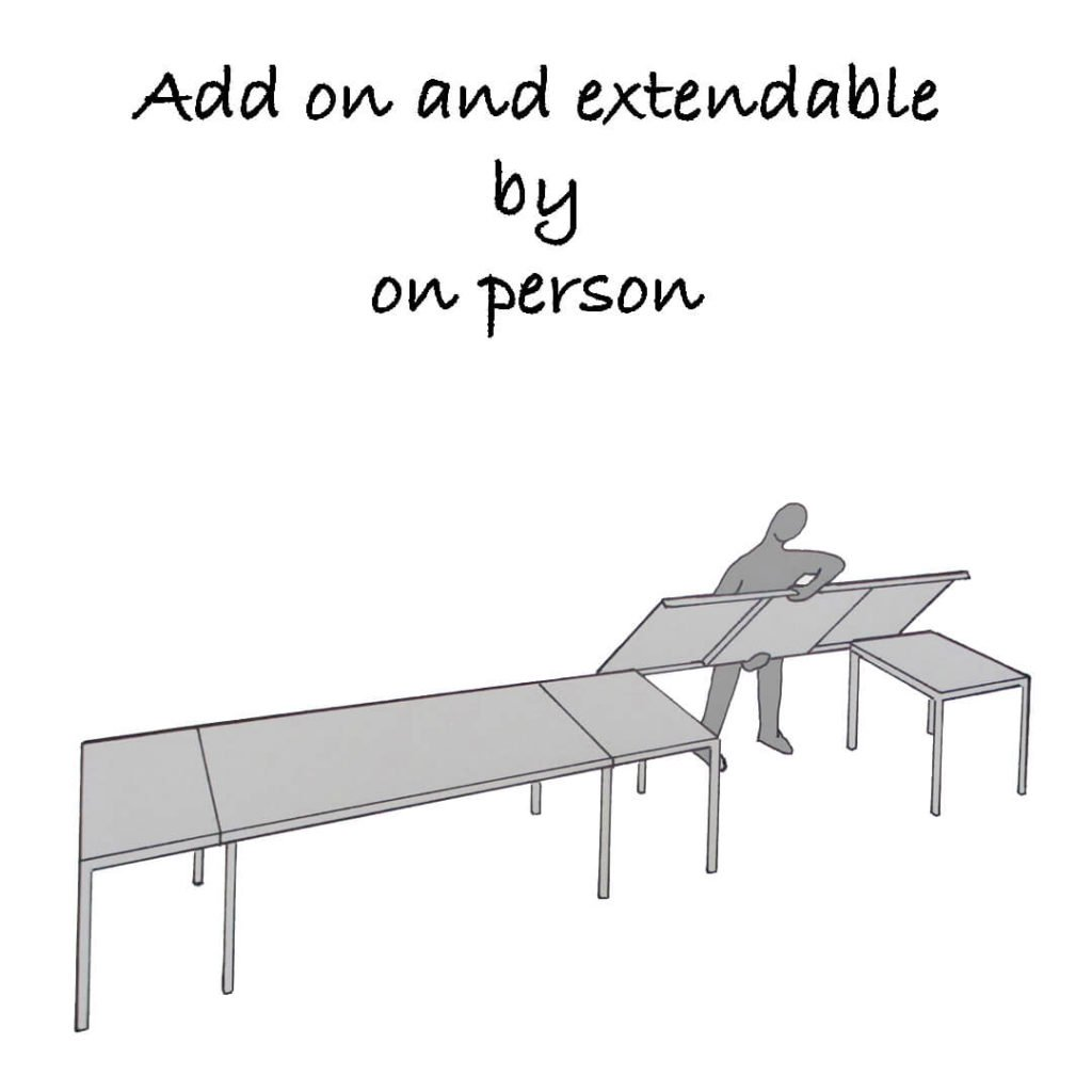 extendable-table-system