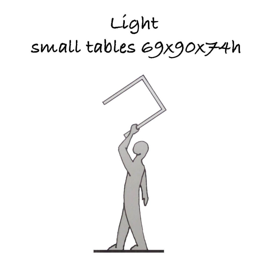 light-small-tables